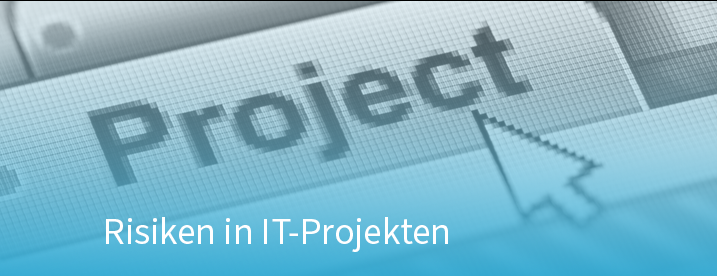 risiken in it projekt